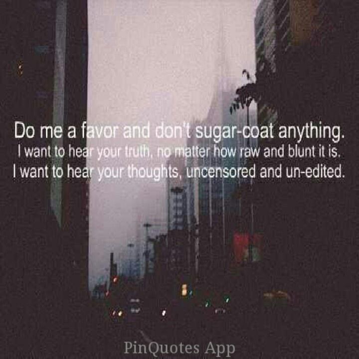 Sugar Coating Quotes. QuotesGram