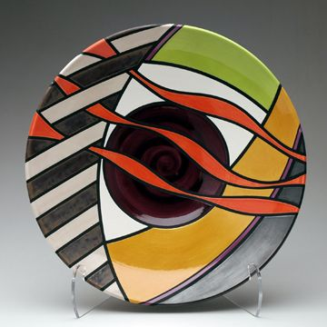 Pam Summers Ribbon Bowl