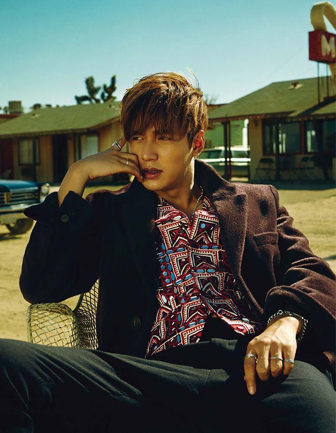 Lee MIn Ho :D