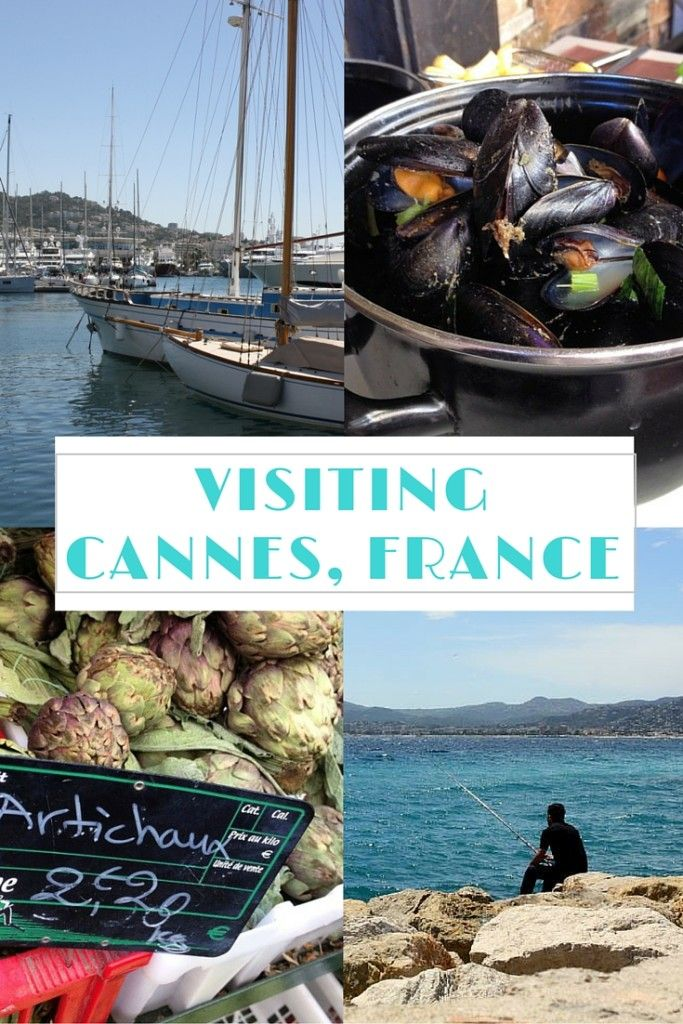 Have a day to spend in Cannes, France? Spend it eating your way through the city!