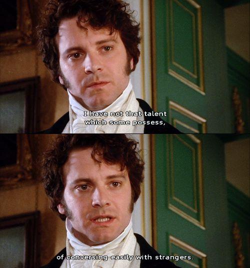 Colin Firth, Mr. Darcy - Pride and Prejudice (TV Mini-Series, BBC,1995)
