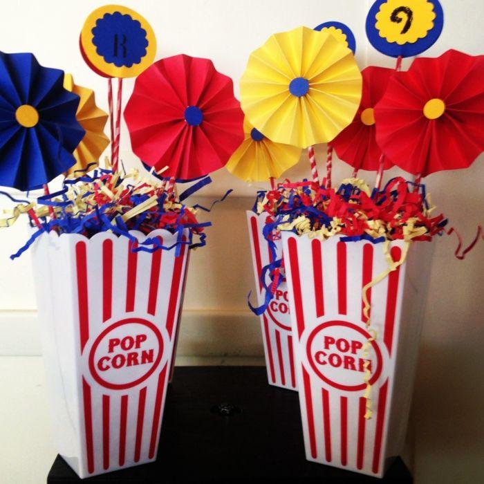 Die besten 25 tischdeko karneval ideen auf pinterest - Tischdeko karneval ...