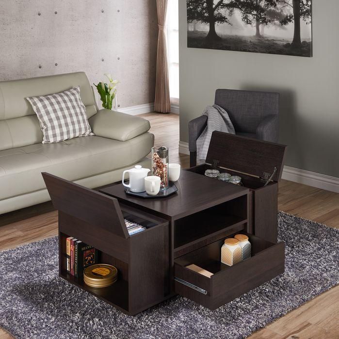 Multipurpose Furniture For Small Spaces Art Home Furniture For Small Spaces Coffee Table Coffee Table Small Space Cheap coffee tables with storage