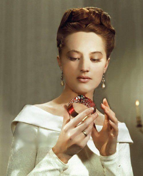 Las actrices más bellas soviéticos Ariadna Shengelaja