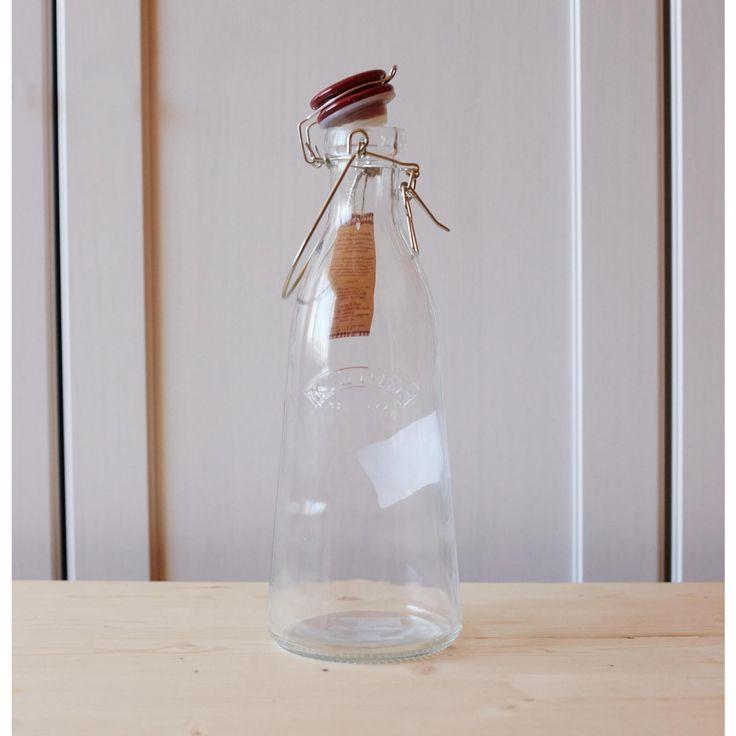KILNER Vintage lahev s klipsovým víčkem