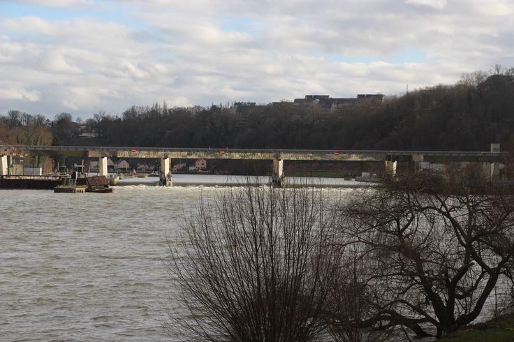Bord de Seine Corbeil Essonnes