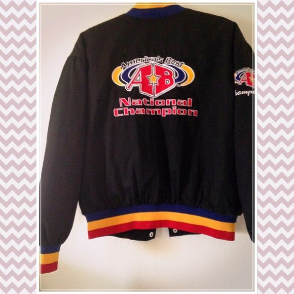 America's Best National Champions Cheer Jacket Cheerleading jacket won at America's Best competition sometime around 2005-2007 while on Cheer Athletics Cougars (not sure if that's still a team anymore) Jackets & Coats