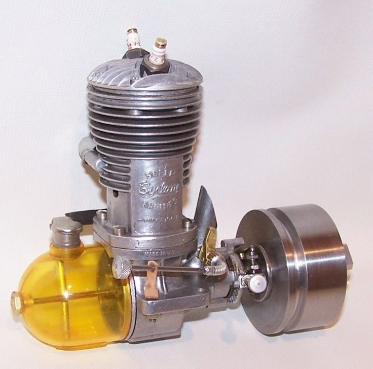 """Details About Nice Super Cyclone GR-60 """"Twin Plug"""" Gas"""