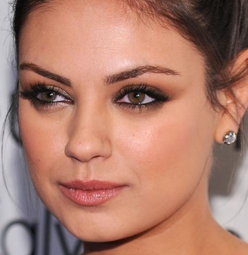 Mila Kunis- best eye makeup