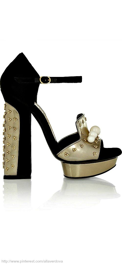 Sandals EUGENIE with Plateau Spring/summerCharlotte Olympia DMQJ4x