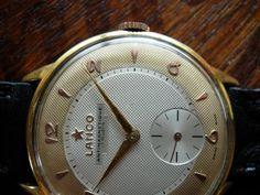 The smaller watch brand: Lanco - Langendorf Watch Company · Watch Blog