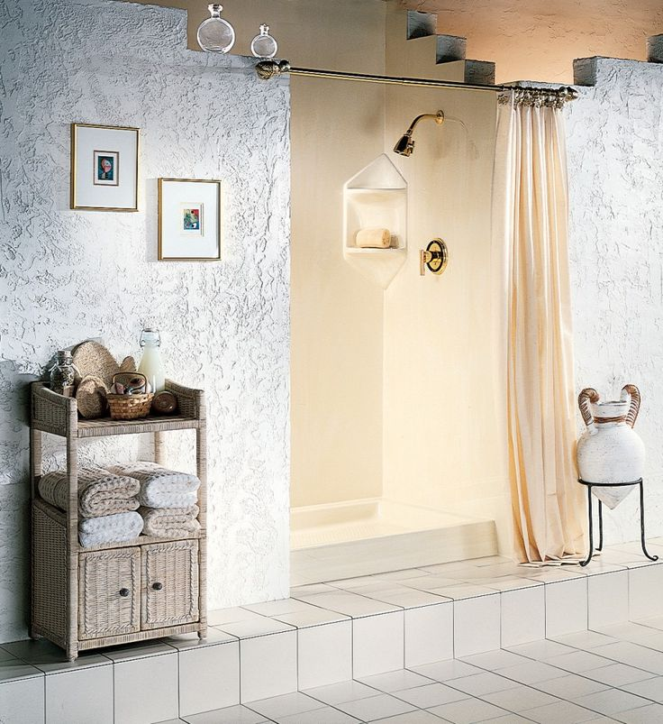 41 best Sensational Showers images on Pinterest | Bathroom ...
