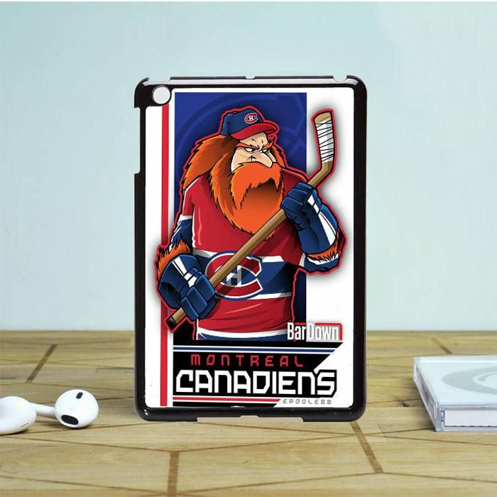 Montreal Canadiens iPad Mini 2 Case Dewantary