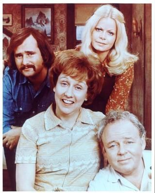 All in the Family.  What an awesome show.  Few programs, especially comedies, have had as big an impact as this show did.