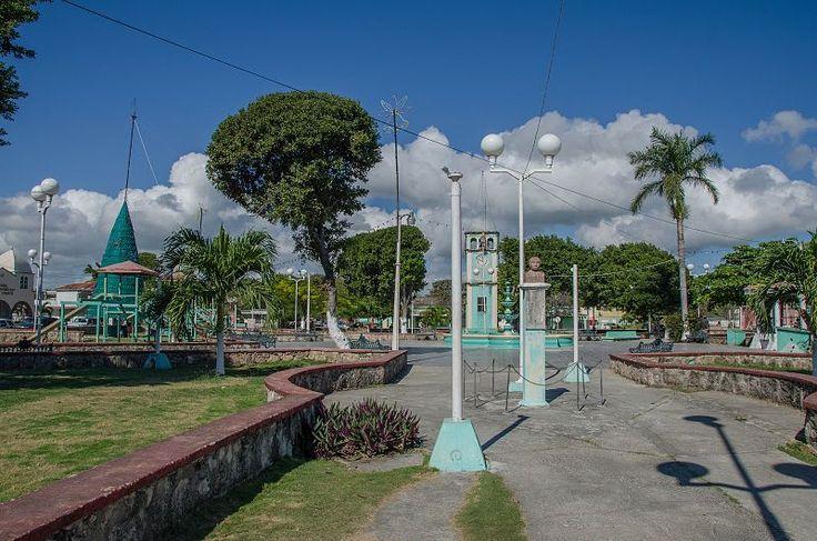 Corozal Town Park, Belize
