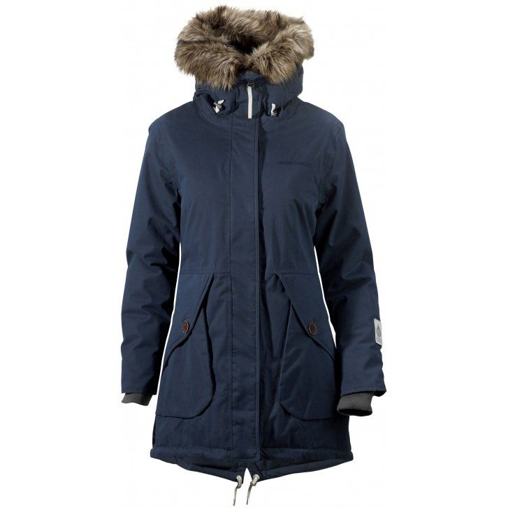 Didriksons Angelina Ladies Parka - Didriksons from Country House Outdoor UK