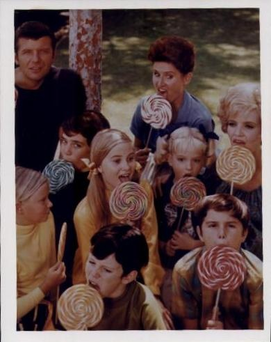 I don't think anyone could ever understand how much I love The Brady Bunch.