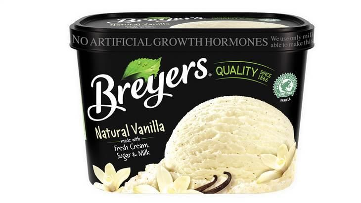Breyers ice cream to stop using dairy from hormone-treated cows