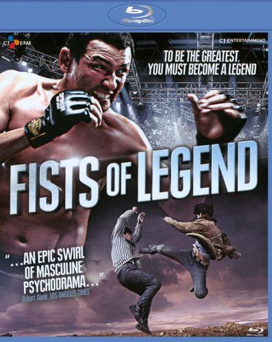 Fists of Legend [Blu-ray] [Eng/Kor] [2013]