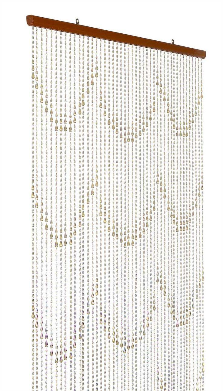 Iridescent Brown Raindrop Beaded Curtain - Best 25+ Beaded Curtains Ideas On Pinterest Bead Curtains