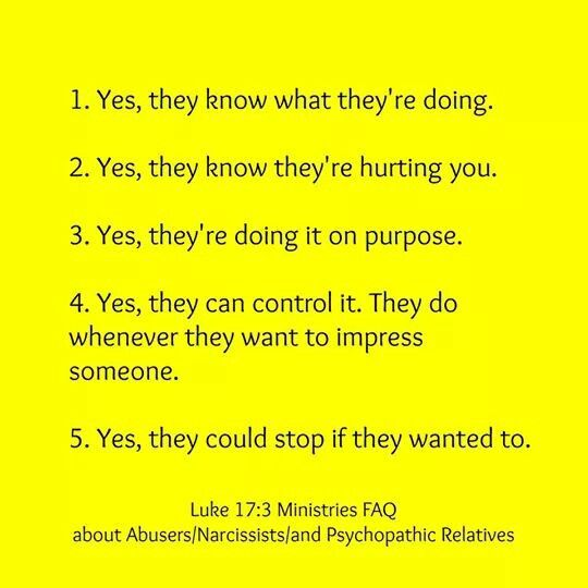 Narcissistic friends? They enjoy hurting you and anyone else they can, don't allow their abuse in your life.