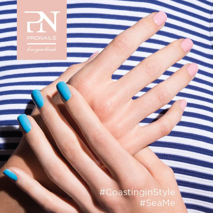 Scopri tutte le sfumature dell'estate. Delicati colori pastello che ricordano città come Cannes e Portofino. #CoastingStyle #SeaMe #Coastalcollection #PronailsItalia #Pronails