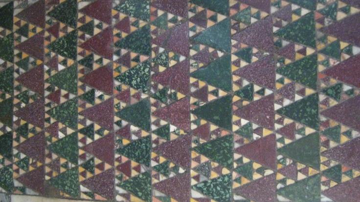 Floor in Rome