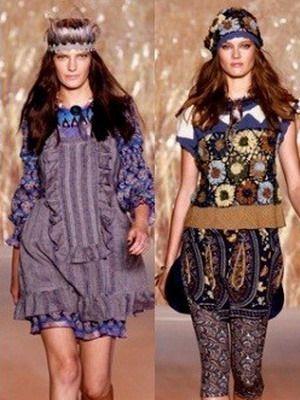 Этнический стиль в одежде: пэчворк, скандинавский, африканский, рустикальный, кармен