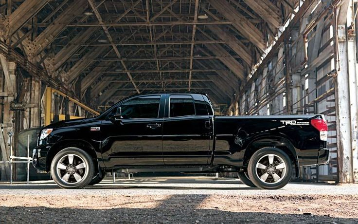 2009 Toyota Tundra Gets New TRD Rock Warrior and Sport Edition ...
