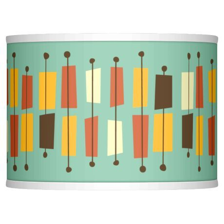 83 best lamp shades images on pinterest home ideas light fixtures bounce giclee lamp shade 135x135x10 spider aloadofball Gallery