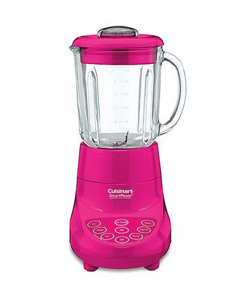 I don't use a blender very often but... if I did... this would be mine :-) #pink #cuisinart #blender