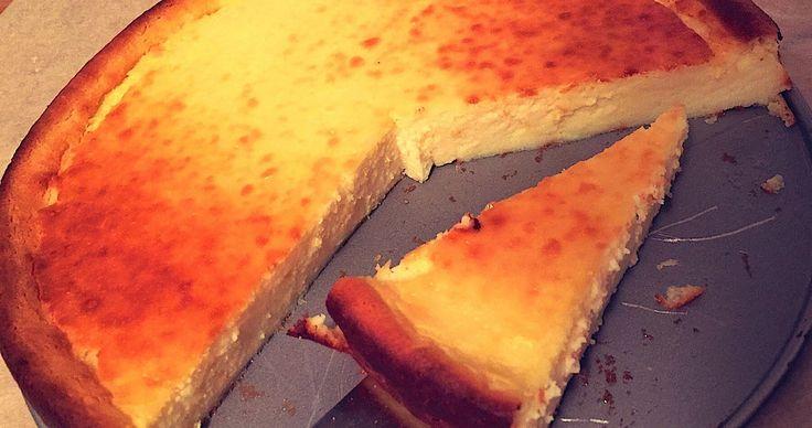 http://maba.wiki/cheesecake/ cheesecake ohne boden. einfaches backen!  #backen #chessecake #dessert #zucker