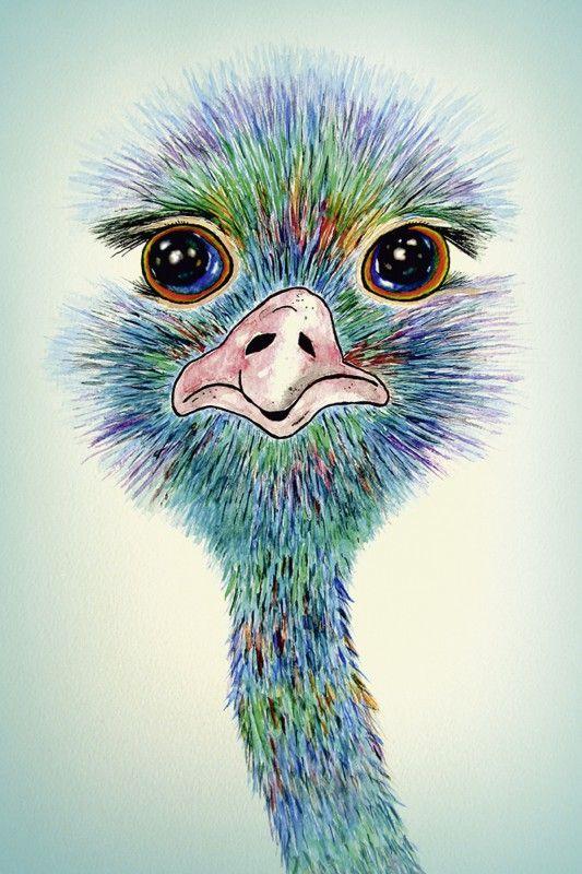 195 best tiere zeichnungen gemalt kinderzimmer bilder for Kinderzimmer bilder tiere