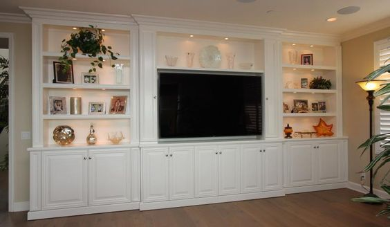 Pacific Coast Custom Design - Entertainment Centers - Custom Designs for Plasma or LCD Big Screen HD TV's - Media and Game Storage - Display Cabinets - Surround Sound Systems