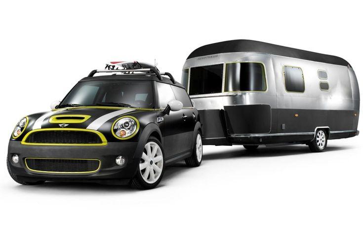 Mini Cooper Clubman S Airstream Concept!