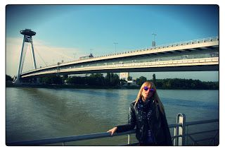 MichelaIsMyName: Bratislava 2013 - Most SNP on the Danube