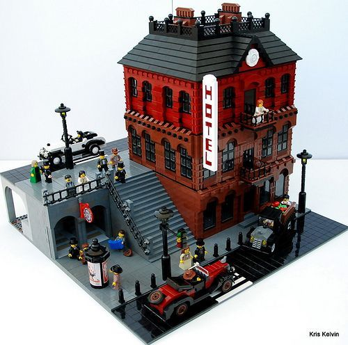 cool lego set