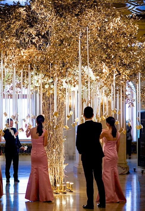 17 best images about david beahm escort card trees on Places to have a fall wedding