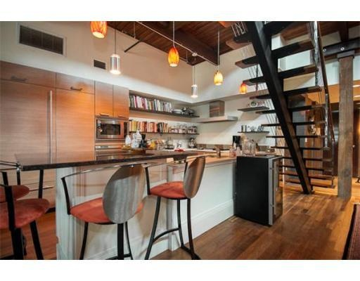 Loft materials that inspire #boston