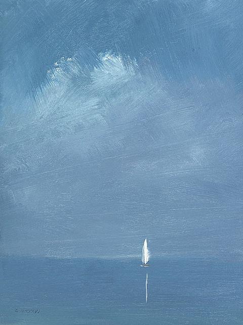 Anne Packard - Summer Sail