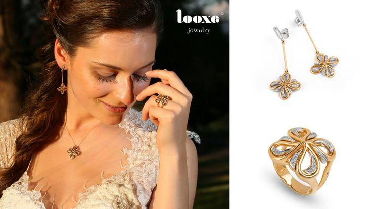 Belo e resistente, o diamante é sem dúvida o símbolo perfeito para o mais puro dos sentimentos. // Beautiful and durable, the diamond is undoubtedly the perfect symbol for the purest of feelings. // Bello y resistente, el diamante es sin duda el símbolo perfecto para el más puro de los sentimientos. http://bit.ly/2eVkOrt #looxe #looxejewelry #jewelry #diamante #anellooxe #anel #anelemdiamantes #brincos #ouro #noiva #bride #diamond #ringlooxe #ring #ringdiamonds #gold #earrings Conj. 4132