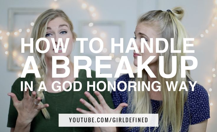 {VIDEO} How to Handle a Breakup in a God Honoring Way