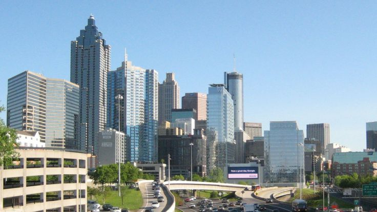 1000 Images About Downtown Atlanta Ga Skyline On