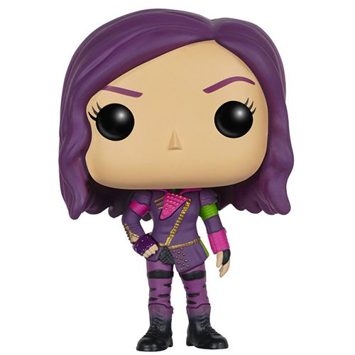 Figurine Mal (The Descendants) - Figurine Funko Pop http://figurinepop.com/mal-the-descendants-funko