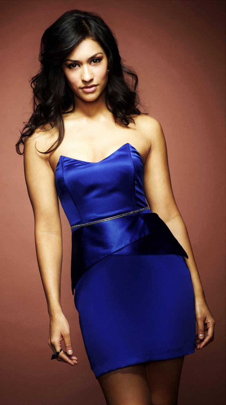 17 Best Images About Actress Janina Gavankar On Pinterest