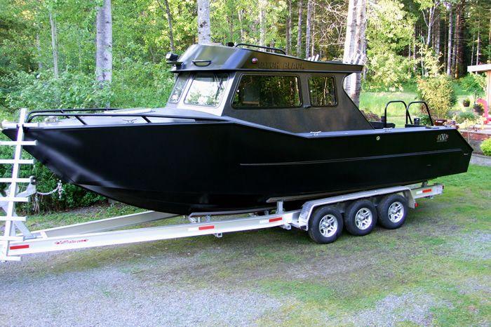 JXC 30 Hard Top Adventure Boats Boat Fishing Boats