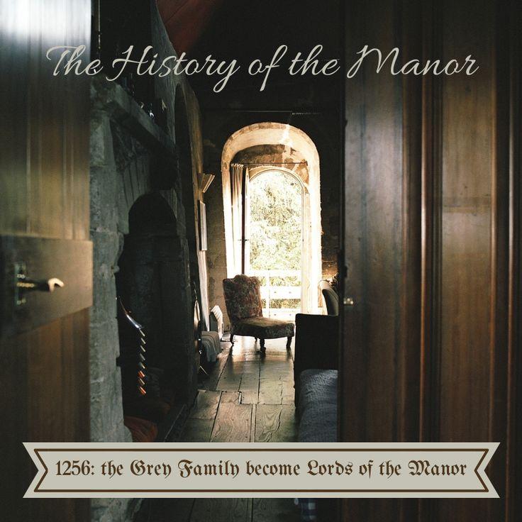 The History of The Manor, Hemingford Grey