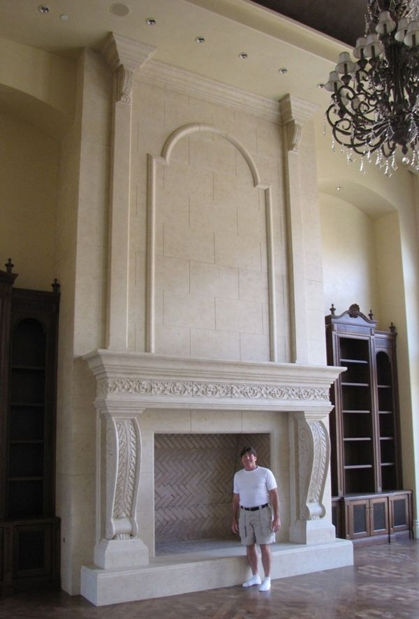 RWM-inc. Fireplace Fronts and Fireplace Mantels-  fireplace fronts, fireplace mantels, fireplace facades, fireplace surroundings, fireplace decor, etc.