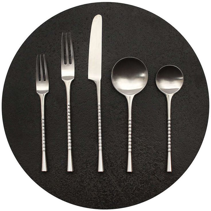 Dansk Jette Flatware By Jens J. Quistgaard | From A Unique Collection Of  Antique And