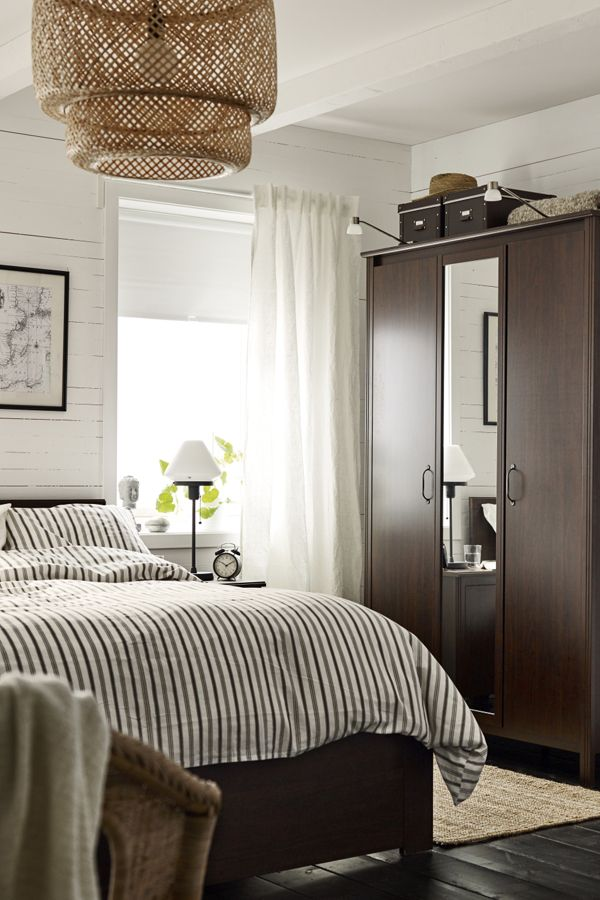 432 best bedrooms images on pinterest - Best way to organize bedroom furniture ...